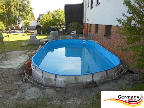Ovalpool aufbauanleitung ovalbecken montage aufbau for Aufbauanleitung pool stahlwand