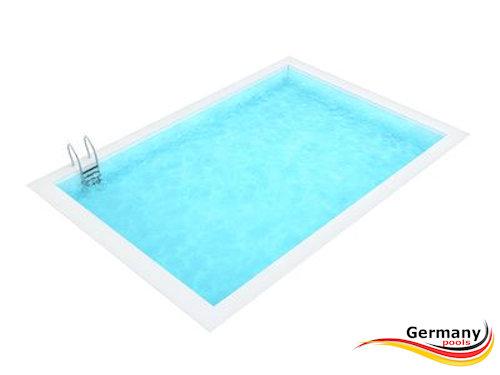 Rechteckpool rechteck swimmingpool rechteck for Rechteck pool zum aufstellen