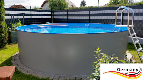 rundpool stahlwandpool rundbecken germany pools. Black Bedroom Furniture Sets. Home Design Ideas
