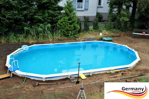 Gartenpool zum aufstellen gartenpool designs kaufen natur for Hornbach pool set