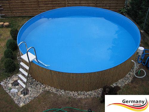 Stahlwandpool gestaltung  Poolaufbau | Schwimmbadbau | Pool-Montage | Schwimmbeckenbau ...